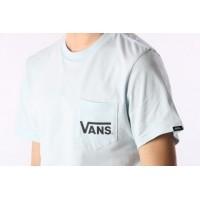 Afbeelding van Vans VA2YQV-689 T-shirt Otw classic Blauw