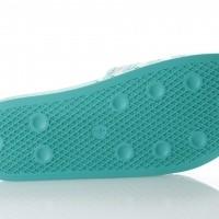 Afbeelding van Adidas Originals CQ3100 Slide sandal Adilette Groen