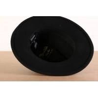 Afbeelding van Brixton 00136-BLACK Hat Messer Zwart