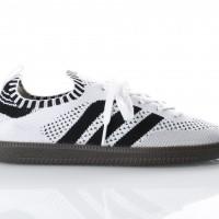Afbeelding van Adidas Originals CQ2217 Sneakers Samba PK sock Wit