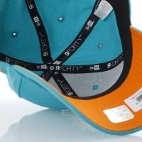 Afbeelding van New Era 10813034 Dad cap NFL the league Miami Dolphins Official team colors