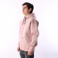 Afbeelding van Carhartt WIP I018044-841 Hooded zip Car-lux Roze