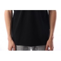 Afbeelding van Carhartt WIP I023807-8990 Polo shirt Chase Zwart