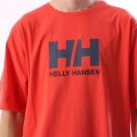 Afbeelding van Helly Hansen 33979-118 T-shirt HH Logo Paprika