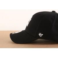 Afbeelding van 47 Brand B-MVP17WBV-BK Dad cap Mvp NY Yankees Zwart