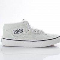 Afbeelding van Vans Classics VA348E-QE4 Sneakers Half cab (suede) ambrosia/true white