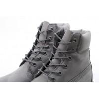 Afbeelding van Timberland Ladies CA1KLW Boots 6in premium mono Grijs