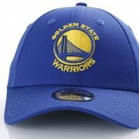 Afbeelding van New Era Kids 80536523 Dad cap Kids kids essential 940 Golden State Warriors Official team colors