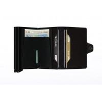 Afbeelding van Secrid Wallet Twinwallet crisple Zwart