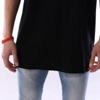 Afbeelding van Vans VA3HA9-BLK T-shirt Vans worldwide Zwart
