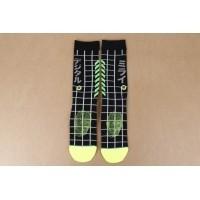 Afbeelding van Stance M545D16FUD-BLK Socks Future digital Zwart
