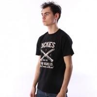 Afbeelding van Dickies 06 210575-BK T-shirt Brownsville Zwart