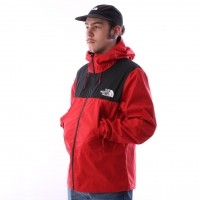Afbeelding van The North Face T92S51-682 Jacket 1990 mountain Q Rood