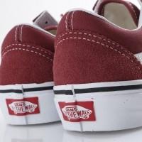 Afbeelding van Vans Classics VA38G1-Q4B Sneakers Old skool Rood