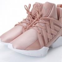 Afbeelding van Puma Ladies 365521-01 Sneakers Muse echo satin ep Roze