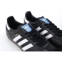 Afbeelding van Adidas Originals BZ0058 Sneakers Samba Zwart