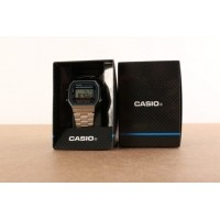 Afbeelding van Casio Vintage A168WA-1YES Watch A168WA Zilver