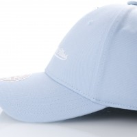 Afbeelding van Mitchell & Ness EU1053-BLU Dad cap Low pro Mitchell & Ness Blauw