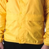 Afbeelding van The North Face T0CH37-LR0 Jacket 1985 mountain Geel