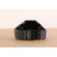 Afbeelding van Nixon A158-001-00 Watch Re-run Zwart