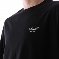 Afbeelding van Reell 1301-009/03-006-120 T-shirt Small script Zwart