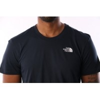 Afbeelding van The North Face T92TX5-M6S T-shirt Simple dome Blauw