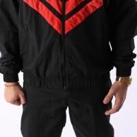 Afbeelding van Adidas Originals CW4988 Tracktop Tironti Zwart