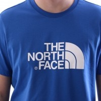Afbeelding van The North Face T92TX3-WXN T-shirt Easy Blauw