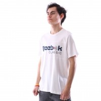 Afbeelding van Reebok CE1844 T-shirt Franchise iconic Wit