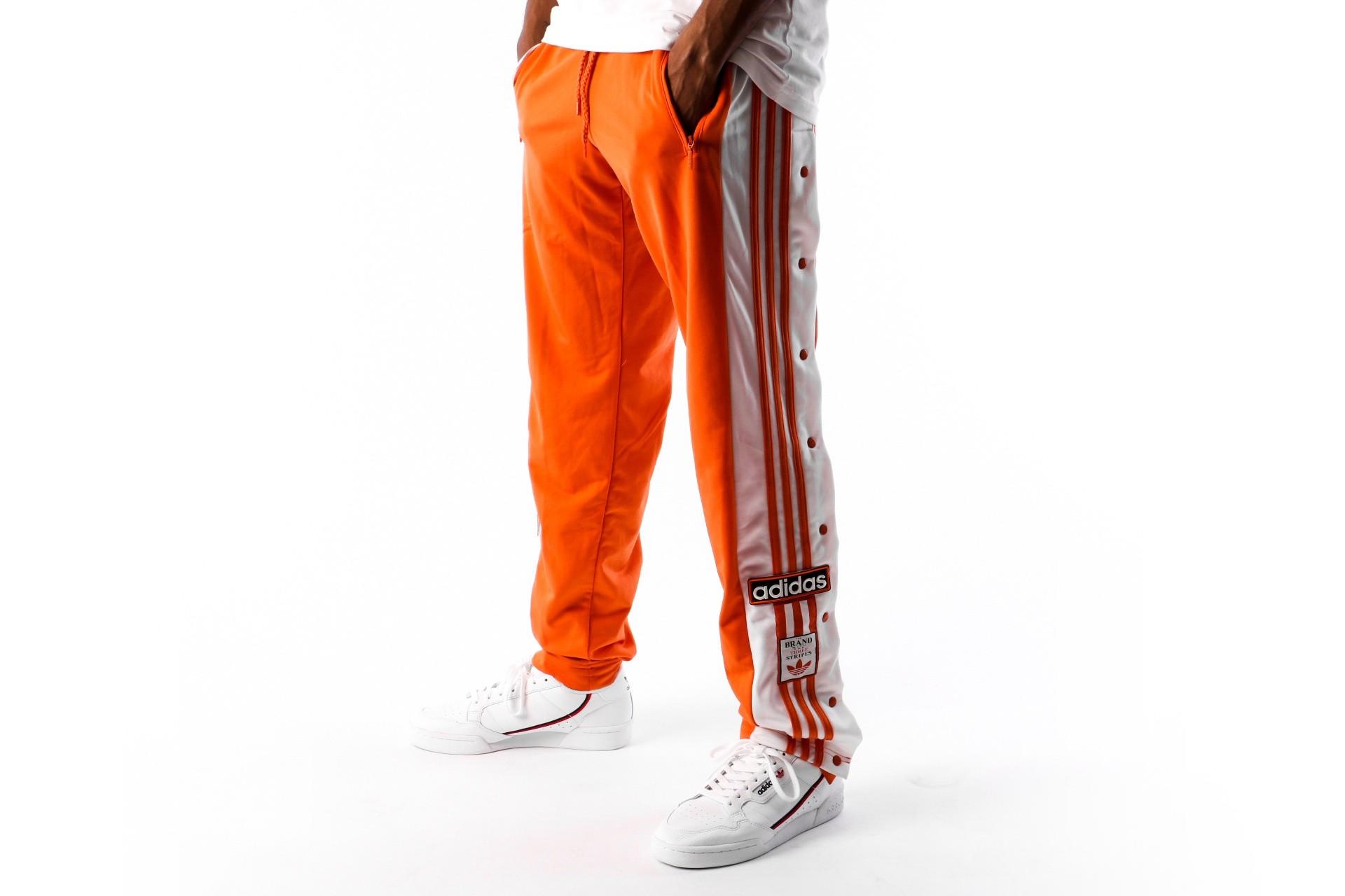 Foto van Adidas OG Adibreak Trackpant Craft Orange DH5750