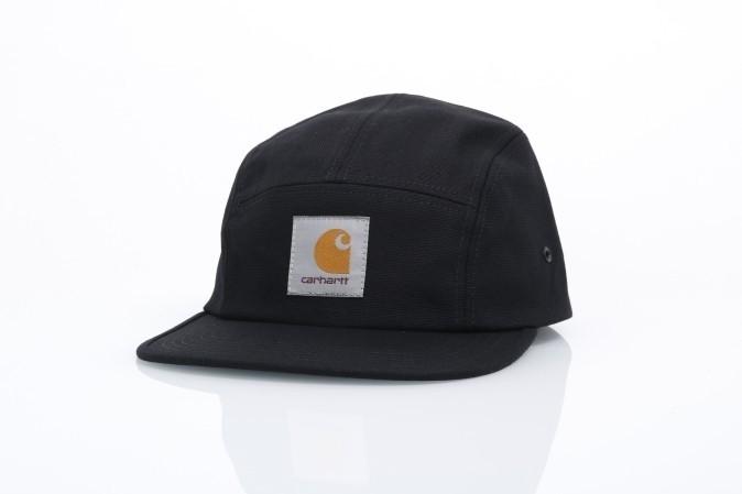 Afbeelding van Carhartt WIP I016607-8900 Strapback cap Backley Zwart