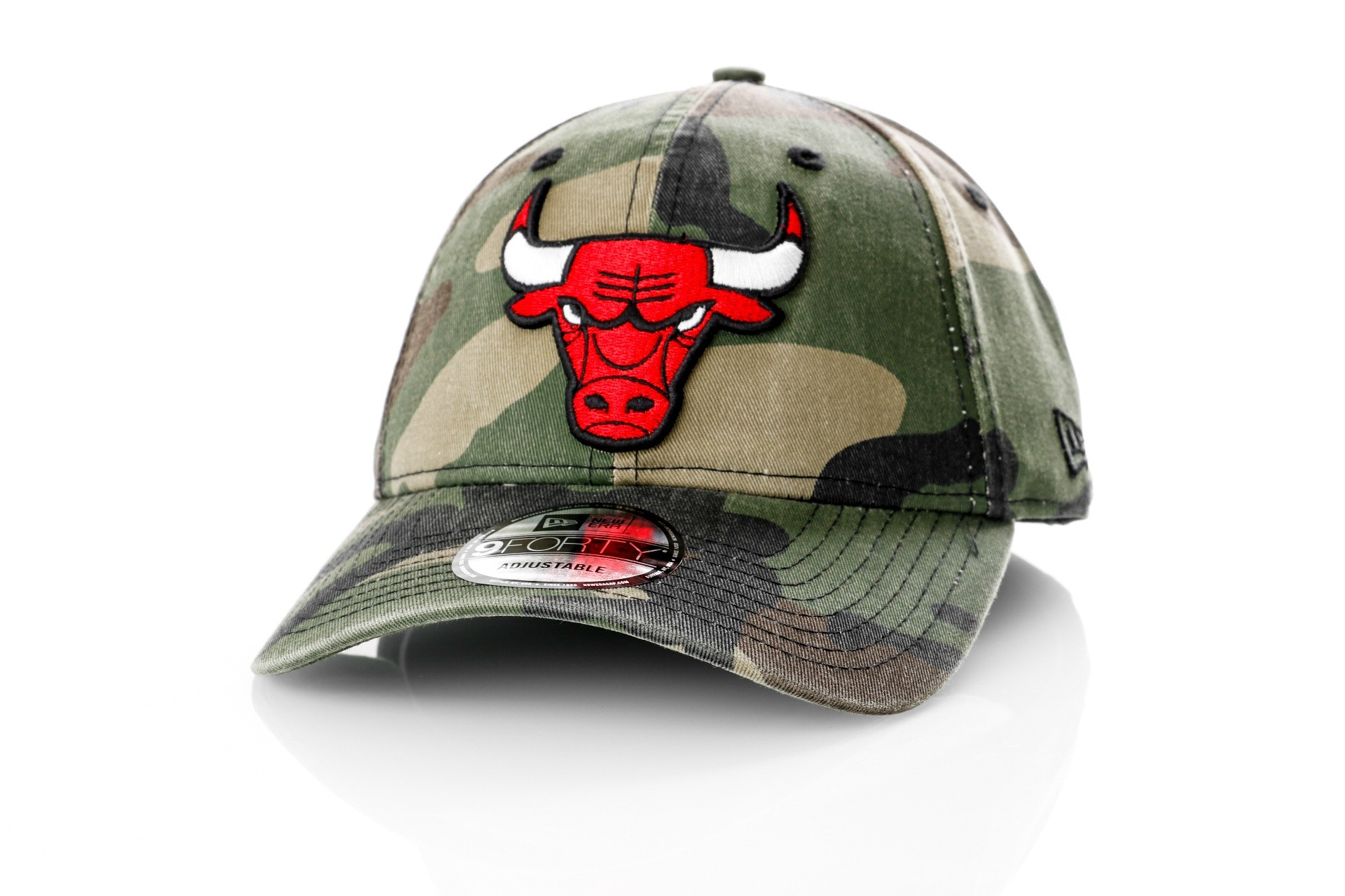 Foto van WASHED CAMO 9FORTY CHICAGO BULLS WDC 80580940