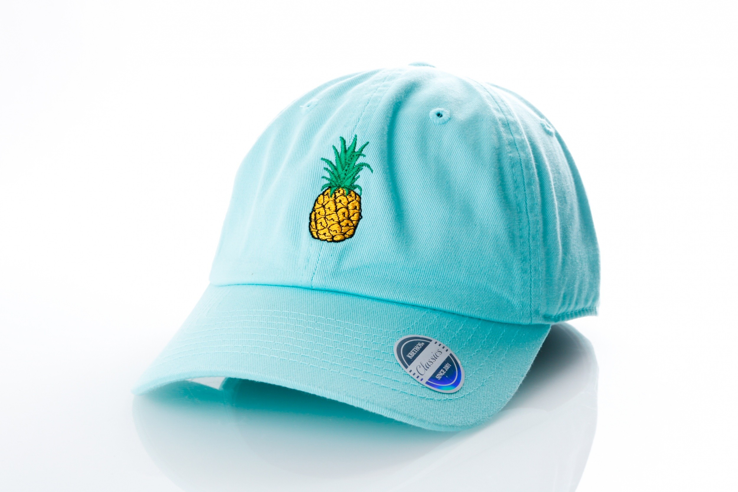 Foto van Ethos Pineapple KBSV-021 mint KBSV-021 dad cap mint