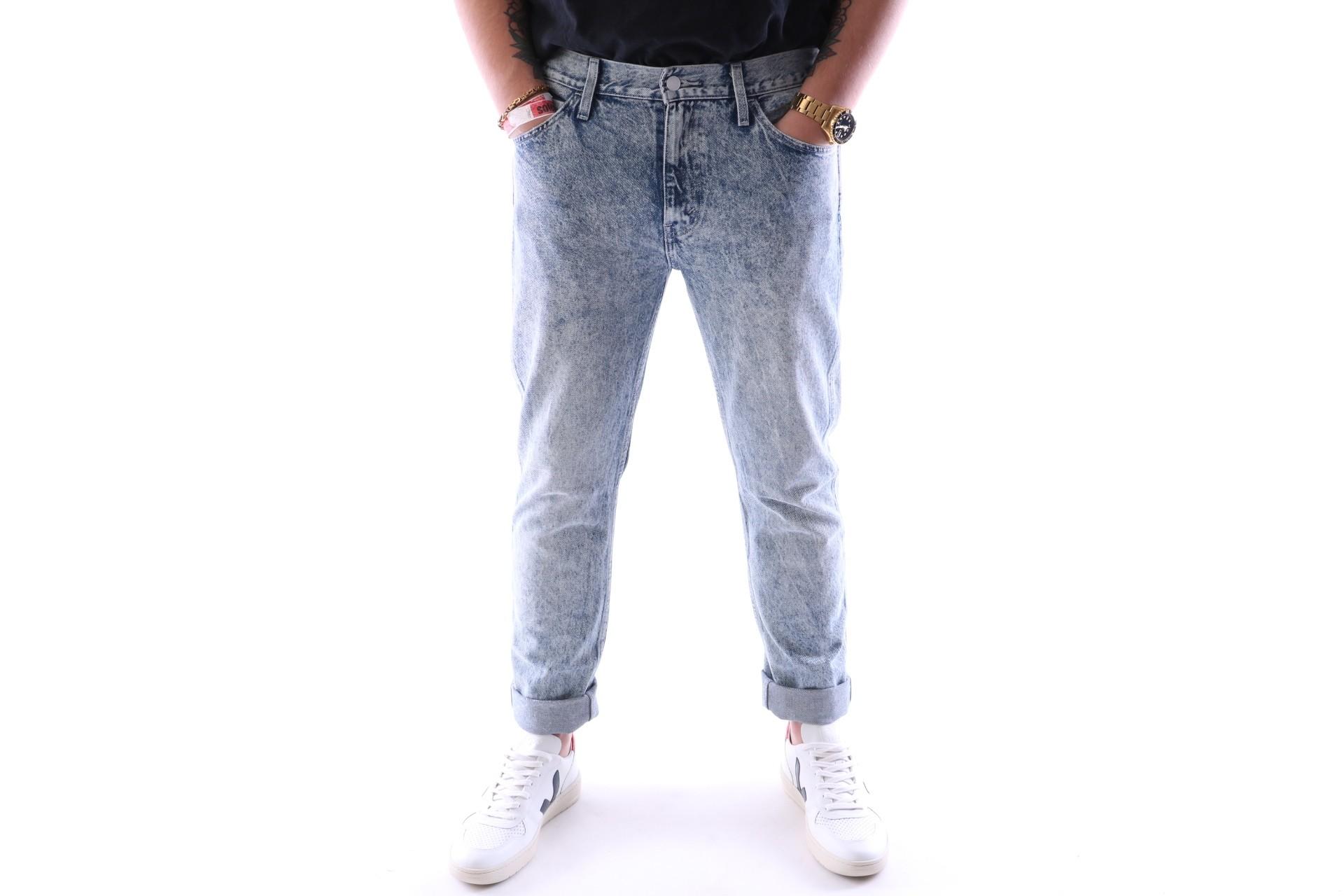 Foto van Levi's 29925-0012 Jeans Line 8 slim taper L8 science