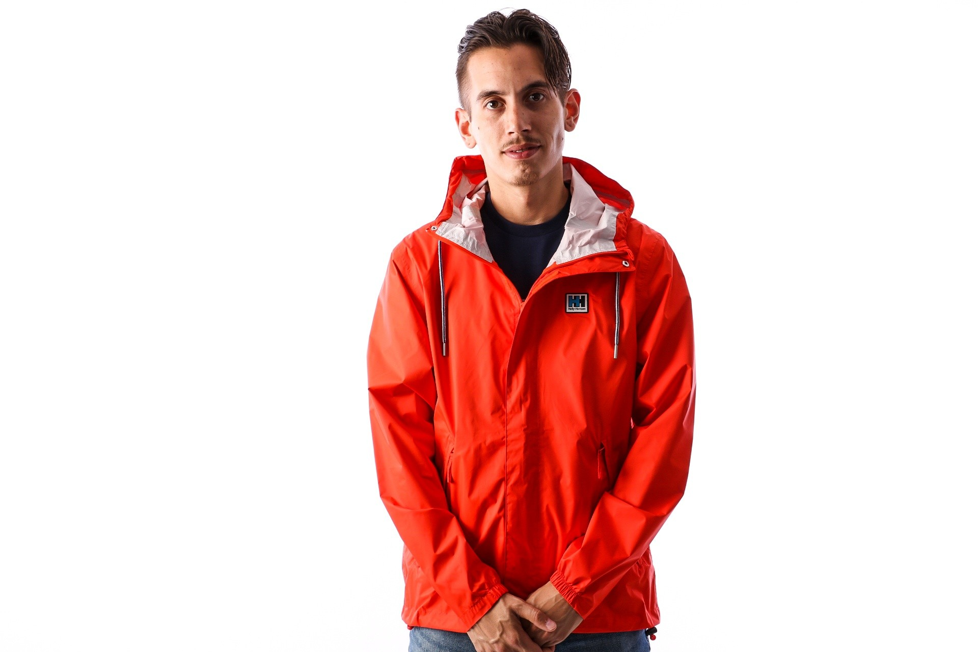 Foto van Helly Hansen 53161-135 Jacket Mountain Oranje