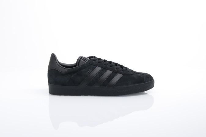 Foto van Adidas Originals CQ2809 Sneakers Gazelle Zwart