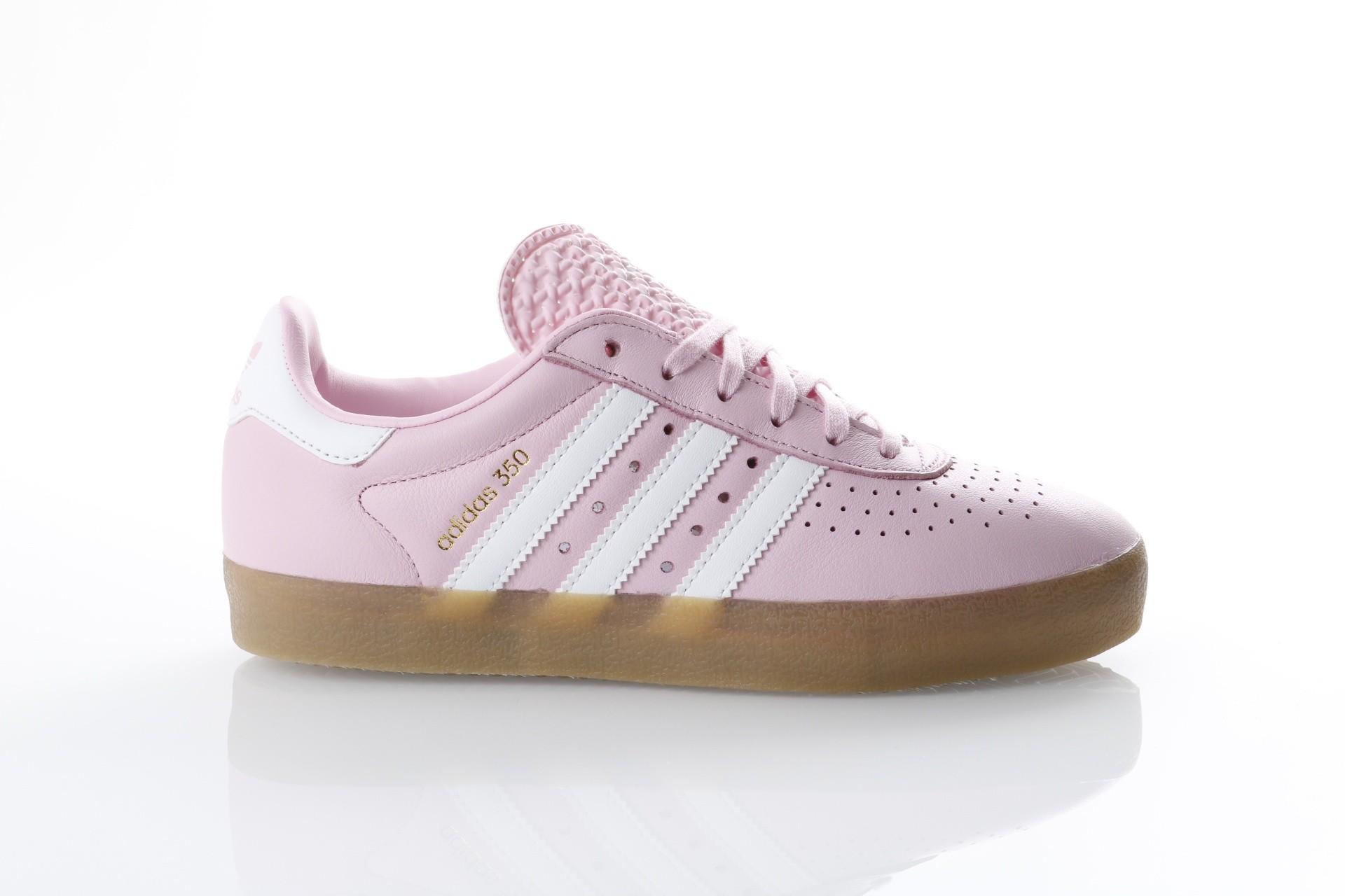 Foto van Adidas Originals CQ2345 Sneakers Adidas 350 Roze