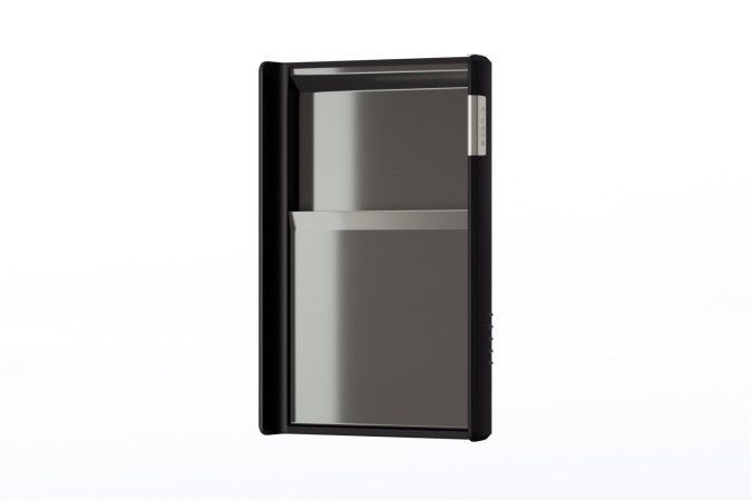 Foto van Secrid AS-BLACK Wallet Additional slide Zwart