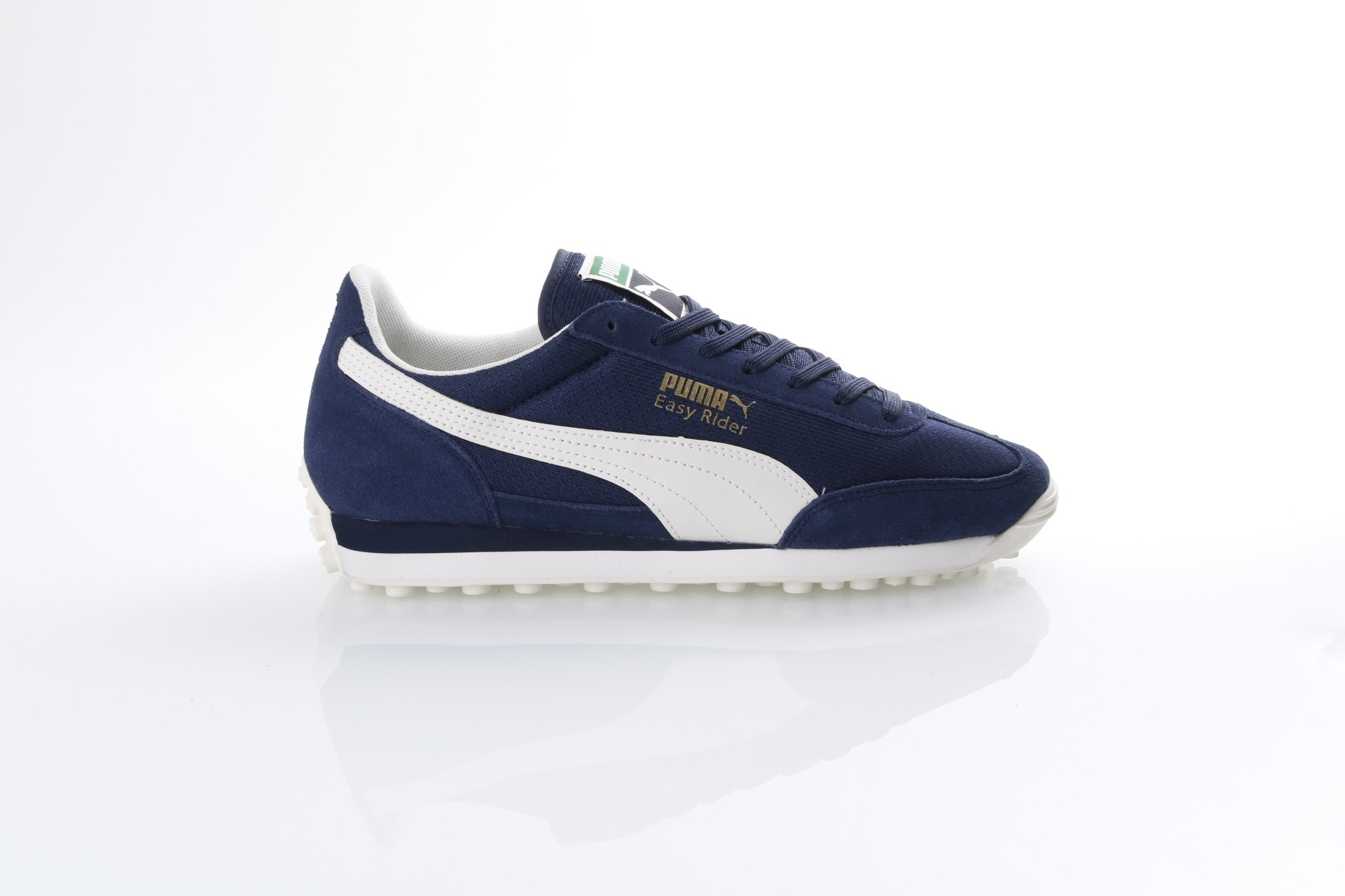 Foto van Puma 365579-01 Sneakers Easy rider classic Blauw