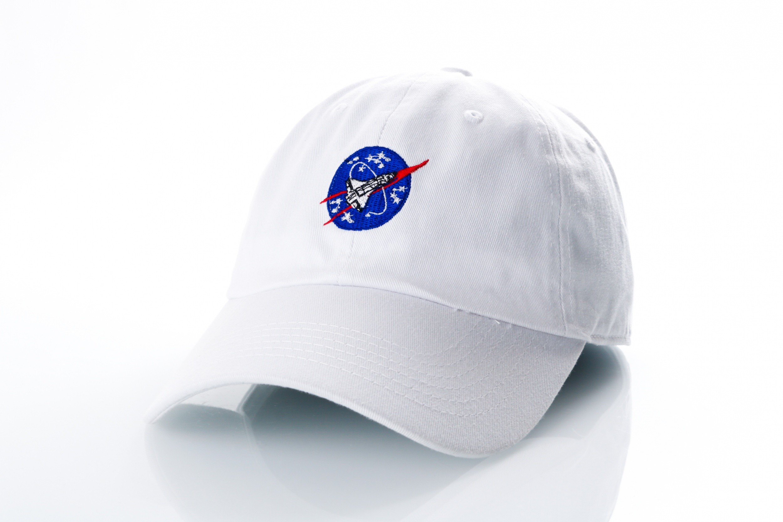Afbeelding van Ethos Space KBSV-036 white KBSV-036 dad cap white