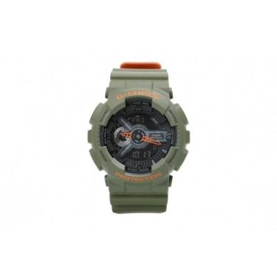 Casio G-Shock GA-110LN-3AER Watch GA-110LN Groen