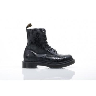 Dr. Martens Ladies 14735450 Boots Cassidy Black+black softy t+hi shine