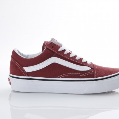 Vans Classics VA38G1-Q4B Sneakers Old skool Rood