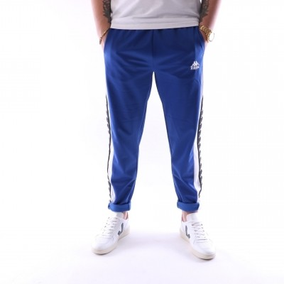 Kappa 303WHYO-905 Trackpant Athentic luis Blauw