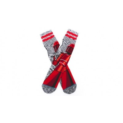 Stance M545D17REDG-RYL Socks Star Wars Red guard Grijs