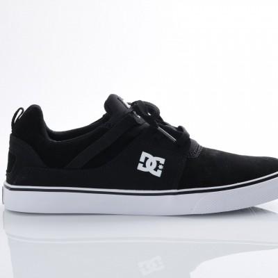 DC ADYS300443-BKW Sneakers Heathrow vulc Zwart
