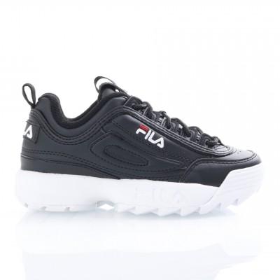 Fila Ladies 1010302-25Y Sneakers Disruptor low Zwart