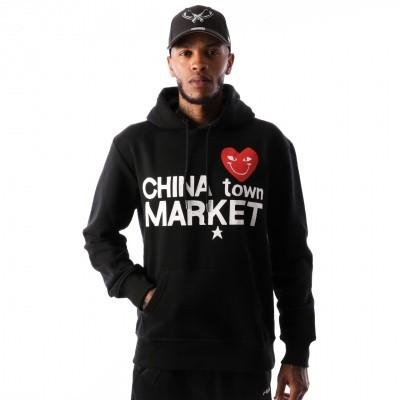 Chinatown Market Comme De Chinatown CTM-CDCHD Hooded Black