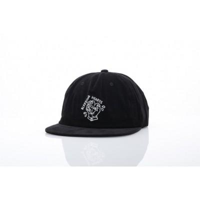 Brixton 00751 Snapback cap Devout Zwart