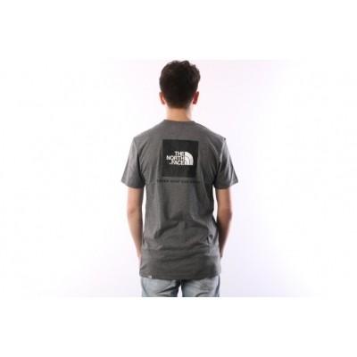 The North Face T92TX2-JBV T-shirt Redbox Grijs